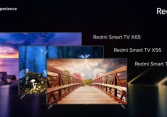 Redmi Smart TV X-series with 4K, Dolby Vision, and Android TV 10 launched in India