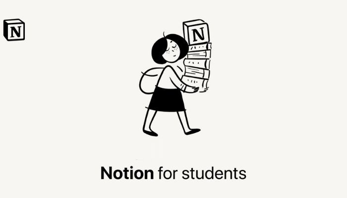 Notion for students