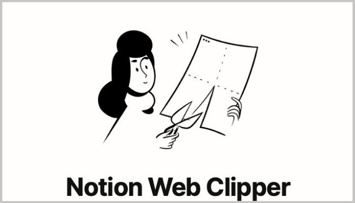 Notion Web Clipper