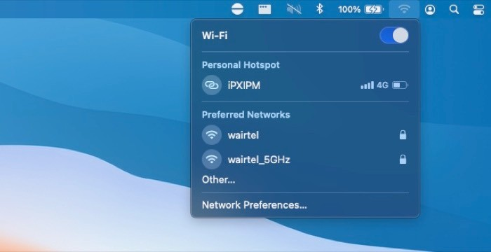 Wi-Fi not connecting on Mac