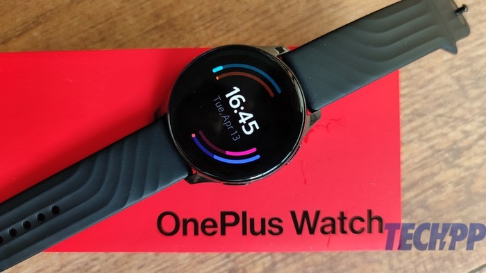 oneplus watch review 17