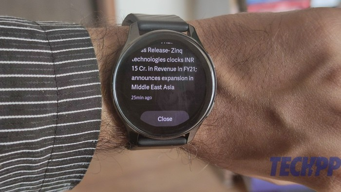 oneplus watch review 6