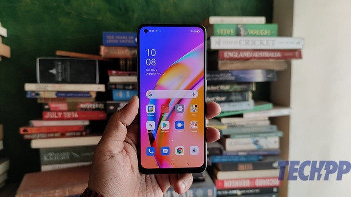oppo f19 pro plus review 9