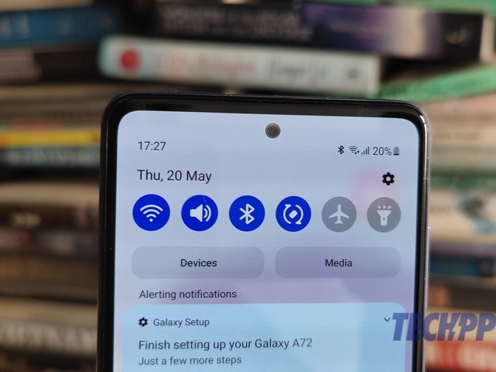 samsung galaxy a72 review 15
