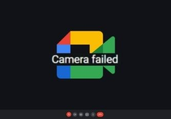 Google Meet Camera Not Working (Failed)? Fix it with these Solutions
