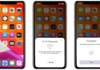 How to Quickly Share Wi-Fi Password from iPhone to iPhone or Android