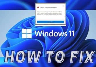 How to Install Windows 11 on Unsupported PCs without TPM 2.0 [Detailed Guide]