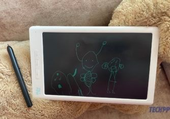 Oaxis myFirst Sketch Book Review: An apt gift for little artists