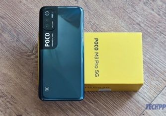 Poco M3 Pro 5G Review: The budget 5G segment gets a looker