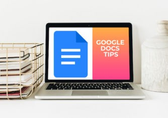 Using Google Docs for Writing? Ten Tips to Speed Things Up!