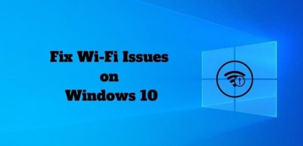 Fix-WiFi-Issues-on-Windows-10