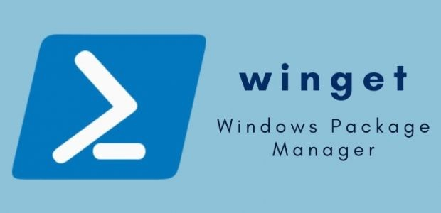 windows package manager winget