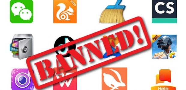 chinese-apps-banned