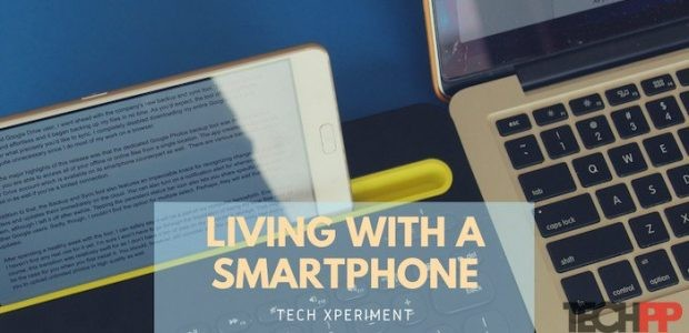 living with a smartphone