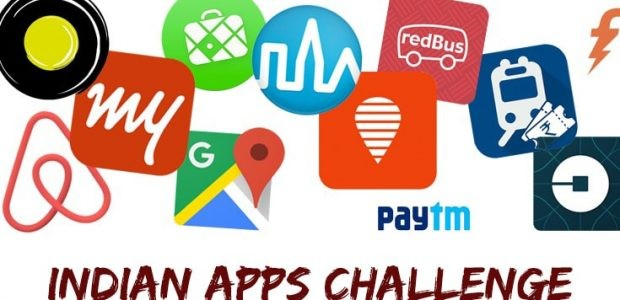 indian apps challenge
